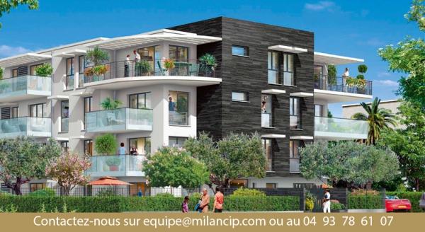 Immobilier neuf du secteur de Nice